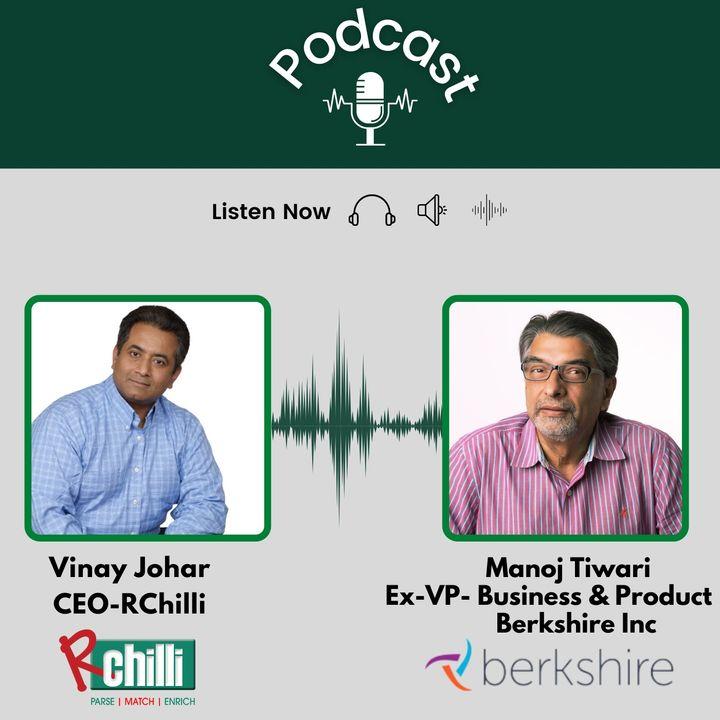 Vinay Johar, CEO of RChilli, and Manoj Tiwari, VP of Berkshire Associates, talks on resume parser for ATS