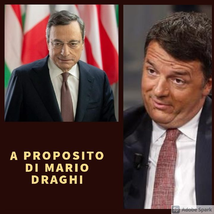 A PROPOSITO DI MARIO DRAGHI