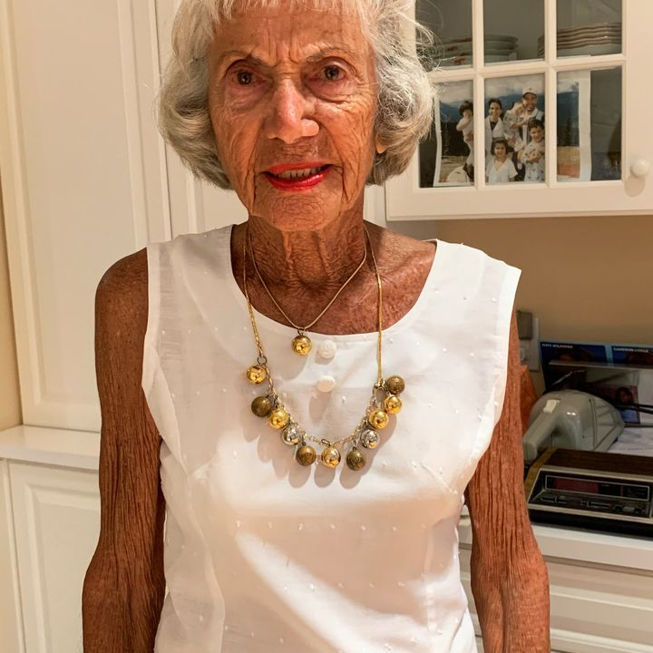 91-Year-Old Chestnut Hill Woman Breaks World Running Record