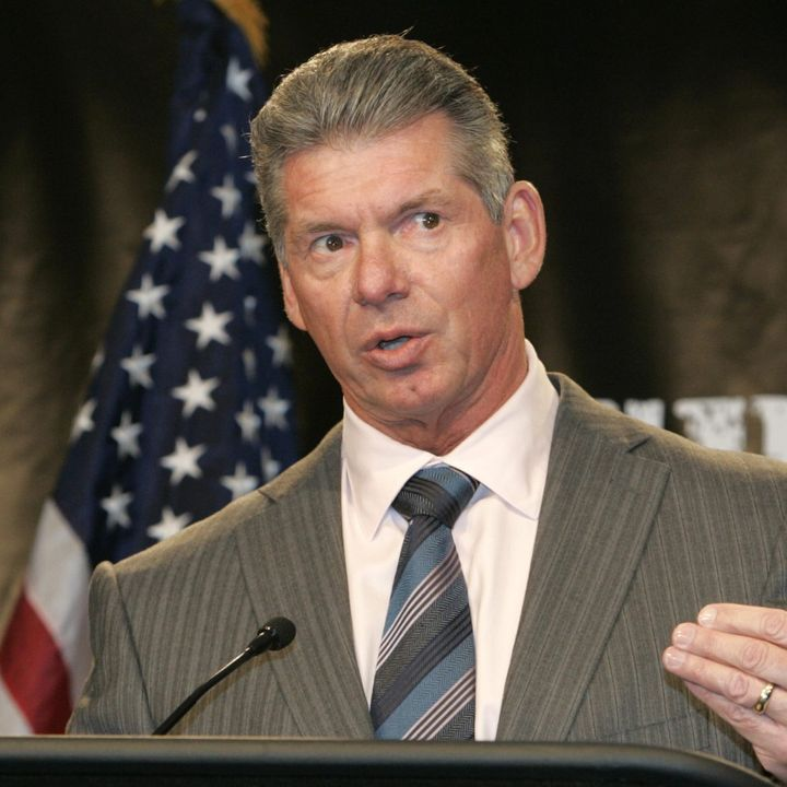 Wrestlers on Vince McMahon!