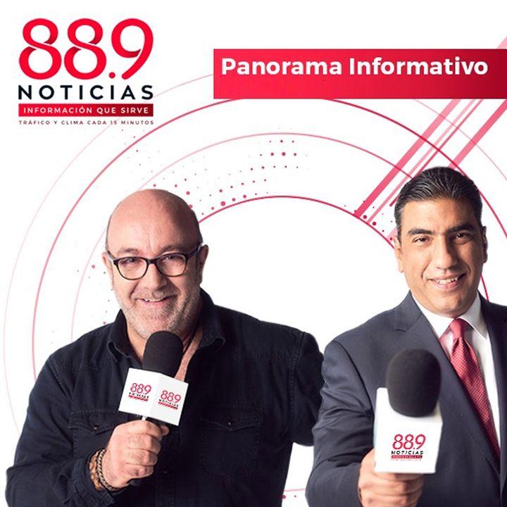 La Mañanera de Panorama Informativo del Miércoles 3 de Marzo