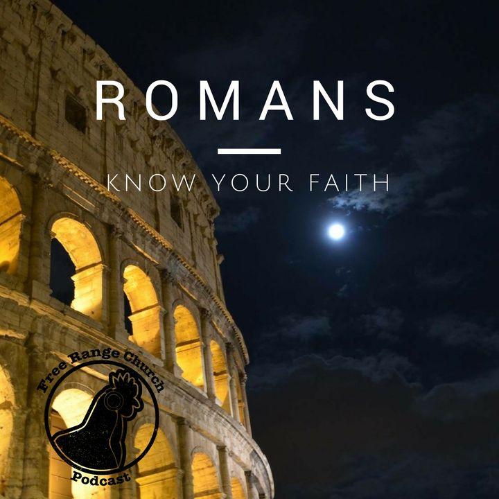 Episode 146 - God Or Not God - Romans 6