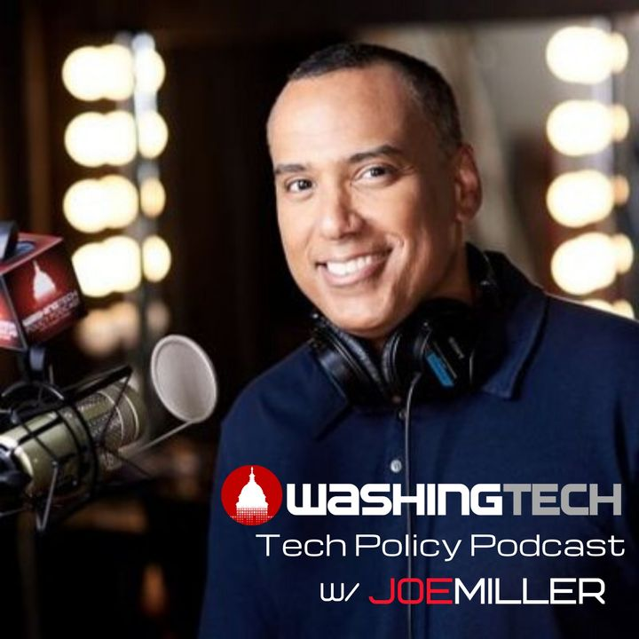 WashingTECH Tech Policy Podcast with Joe Miller