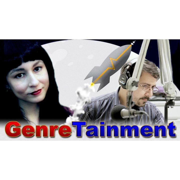 GenreTainment #101 - Gen Con 2015 Special Part 1