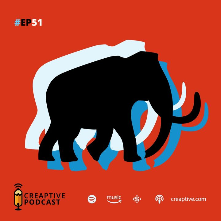 Creatividad Mexicana... y un mamut.