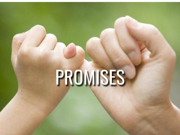 Promises - Morning Manna #3204