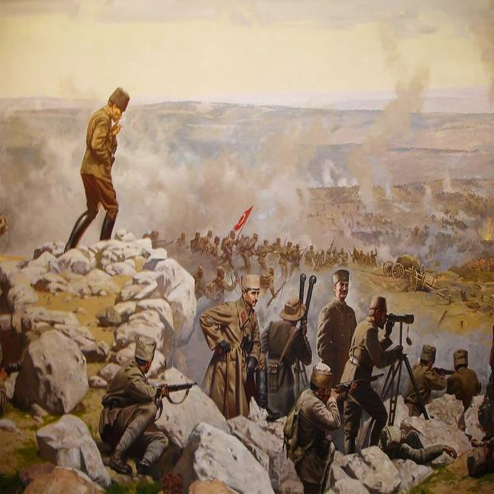 Gallipoli 1915 - parte terza - ep. 14