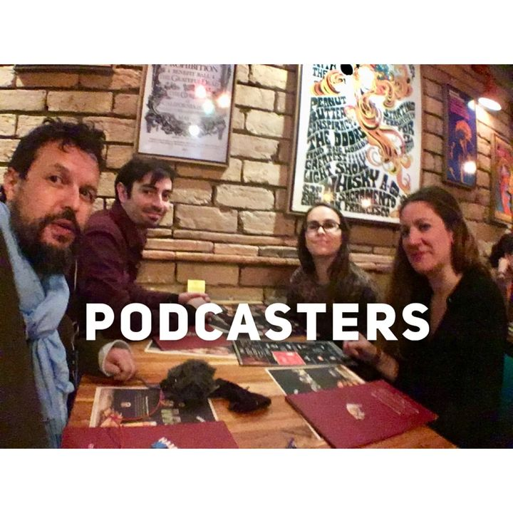 Podcasters en la Bienal de Radio