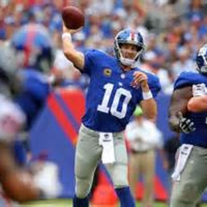 Eli Manning Will Be QB Rest Of Season Starting W/ The Eagles On #MNF