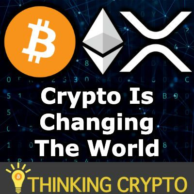 CRYPTO Is Changing The World - BIS Report - Australian Judge - Ethereum DEX - Binance CEO $2.6B
