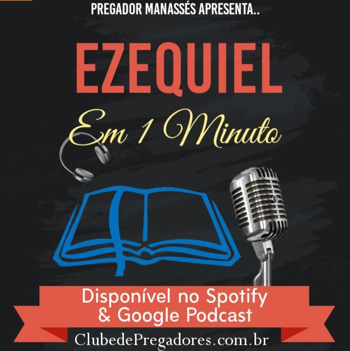 Bíblia em 1 Minuto - EP31 Ezequiel