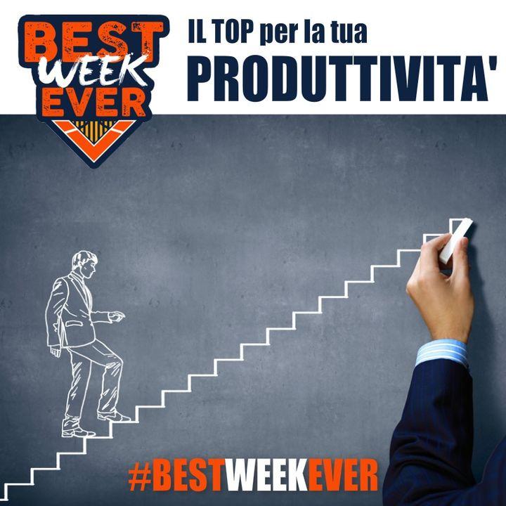 BestWeekEver - Produttività al TOP