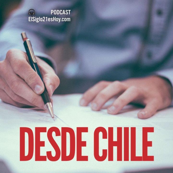 Correo desde Chile