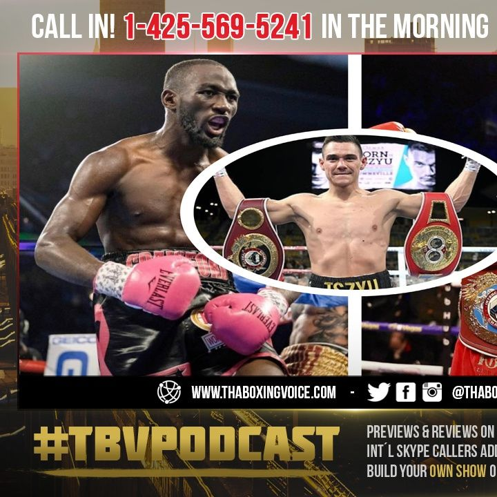 ☎️Crawford vs Brook 1.5 Million Offer🤣More MONEY in Tim Tszyu Fight @ 154❓Or Take it For Legacy❓