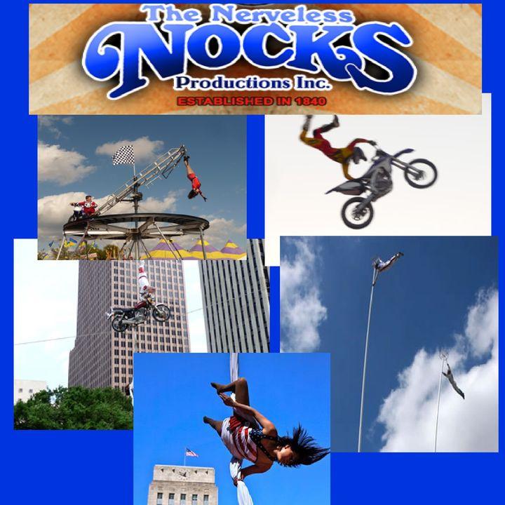 ountyfairgrounds presents the Nerveless Nocks
