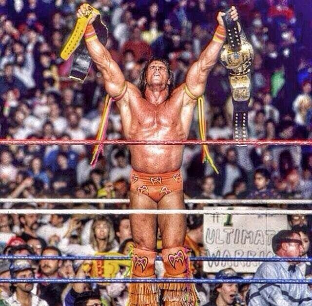 Unsolved Wrestling Mysteries: The Ultimate Warrior's WWF Title Run