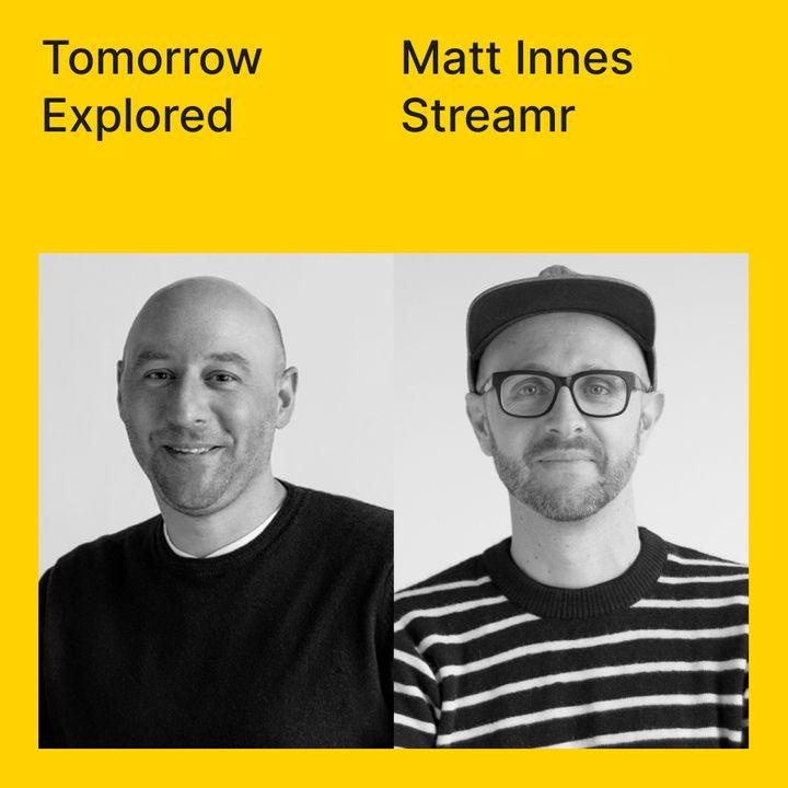 NFTs with Matt Innes of Streamr