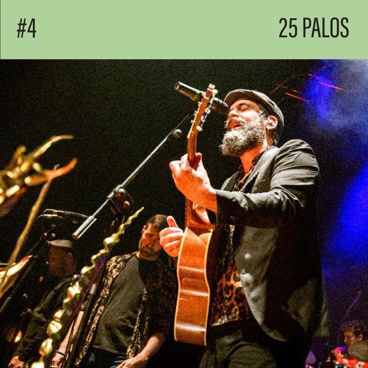La Tarasca - 25 Palos: Tony Moreno de Eskorzo (#4)