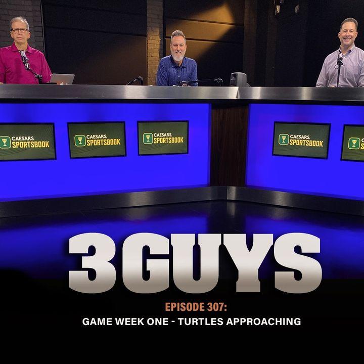 WVU Football - Game Week 1 Turtles Approaching (Episode 307)