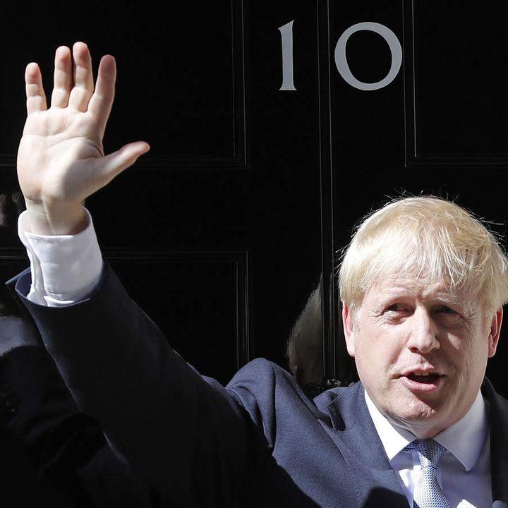 Boris Johnson the Brexit King