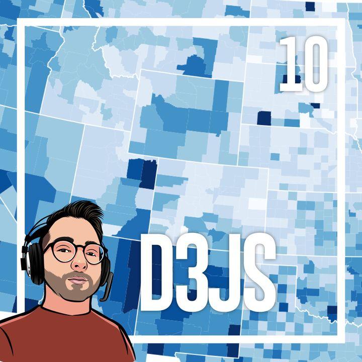Ep.10 - Programmare Documenti Data Driven con D3JS, dom css e svg