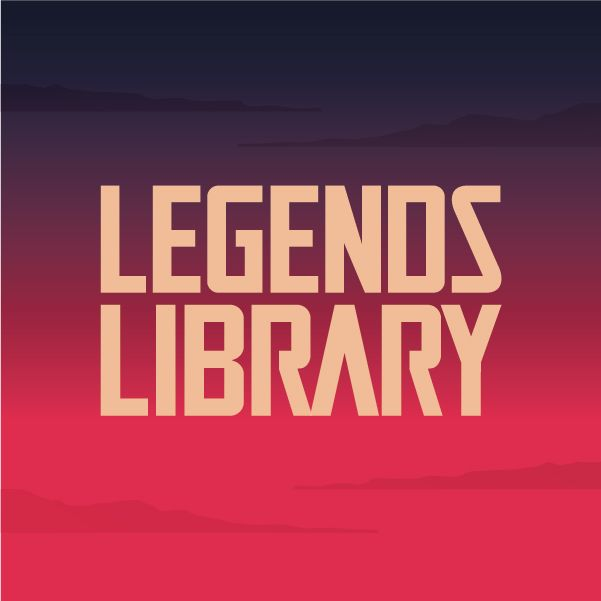 Legends Library: I Love Star Wars!!!