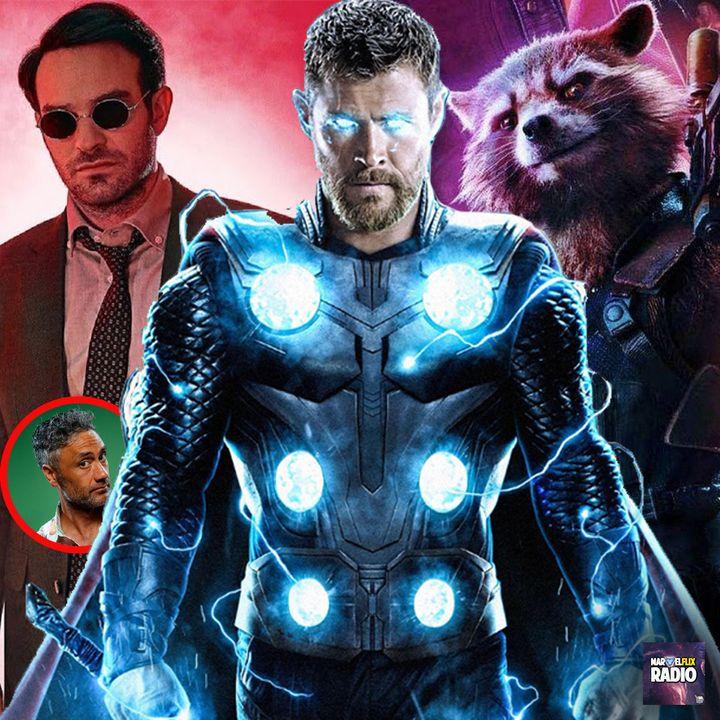 Marvelflix T2-P16 - Thor Love And Thunder se va a descontrolar
