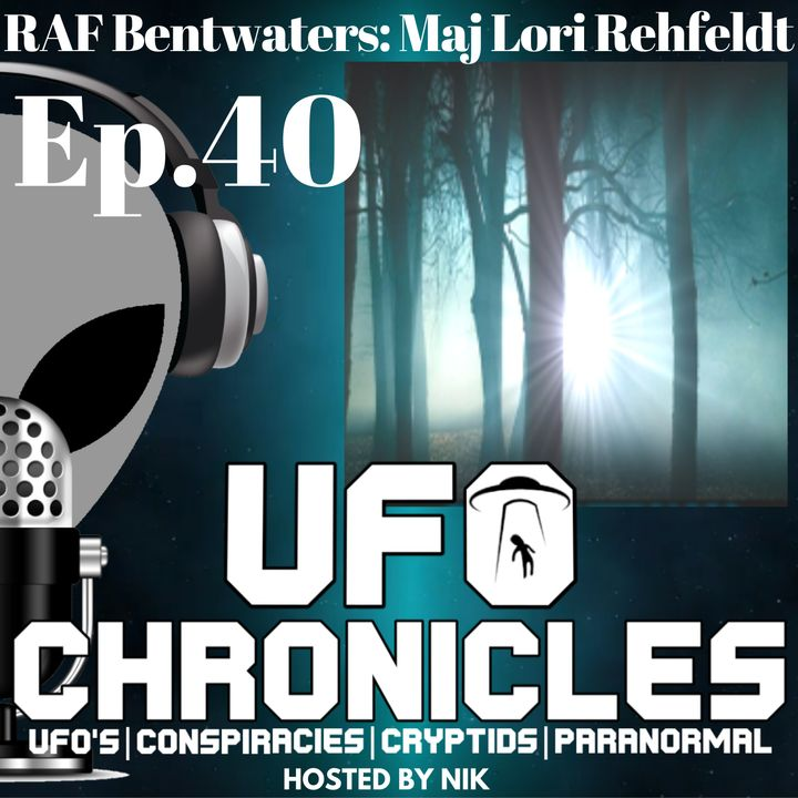 Ep.40 RAF Bentwaters: Maj.Lori Rehfeldt