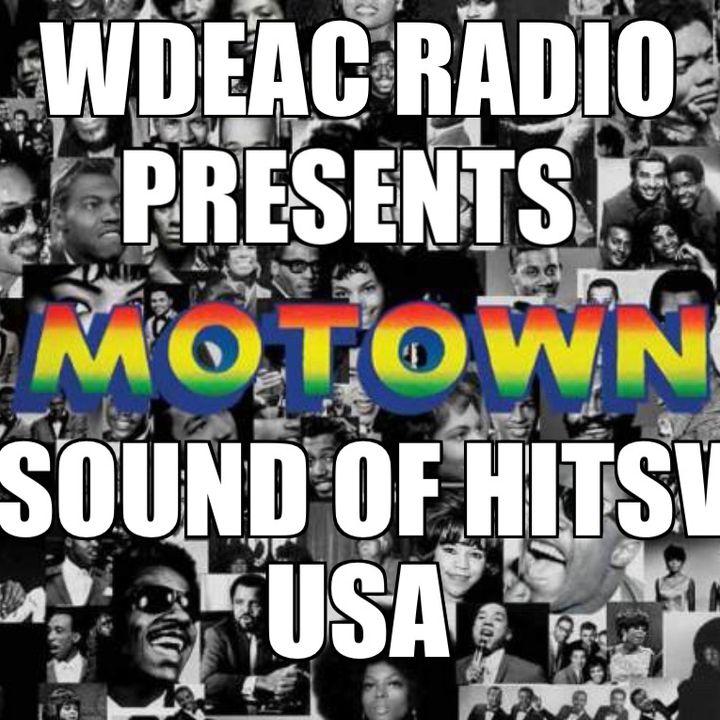 WDEAC Radio Presents Motown