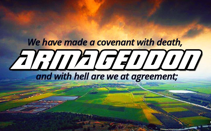 NTEB RADIO BIBLE STUDY: As Israel Forms New Government, Are They Also Preparing To Make A Covenant With 'Death And Hell' As Isaiah Tells Us?