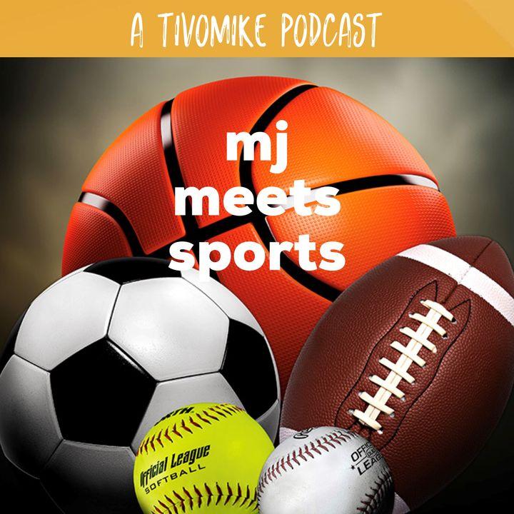 MJ Meets Sports