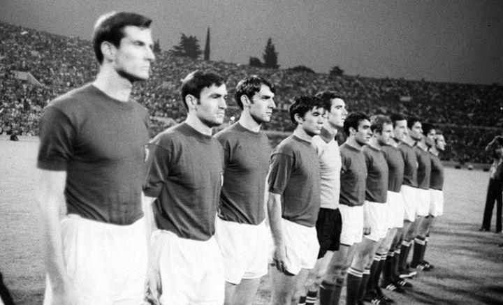 il 68 azzurro, Italia campione d'Europa