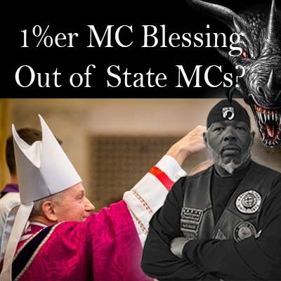 Can 1%er MCs Bless Motorcycle Clubs In Another State