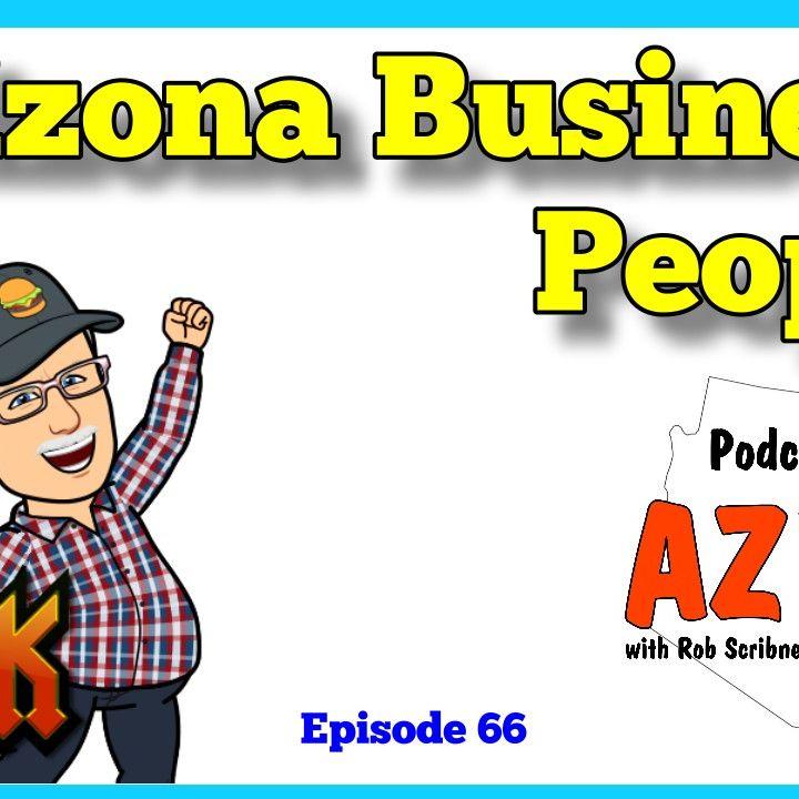 Arizona Business People & Arizona Living, Arizona Talk Radio 66