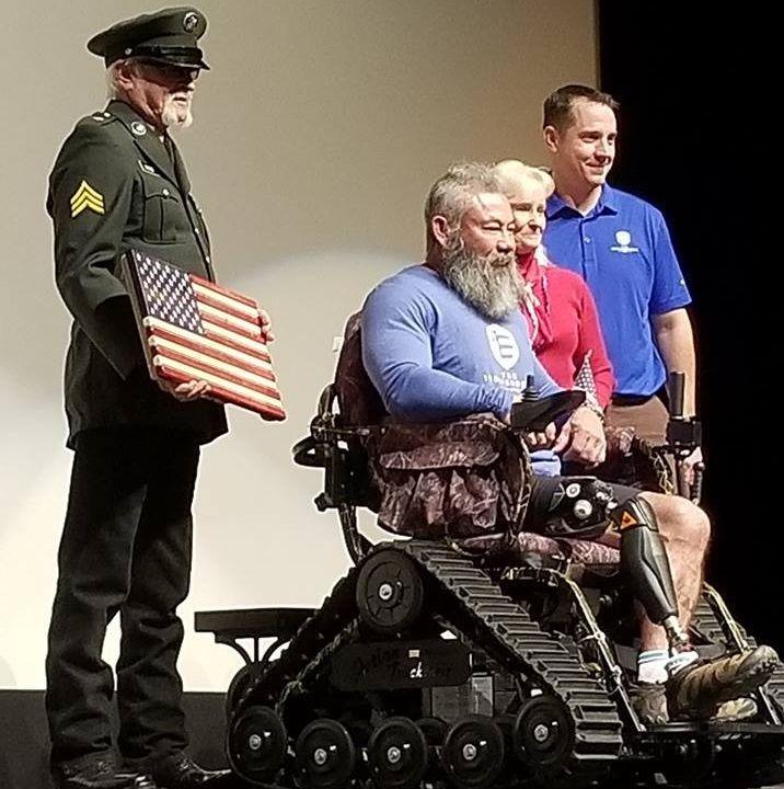 I Love My Parks T-Shirt for Veterans Programs - Christy Wood & Faun O'Neel on Big Blend Radio
