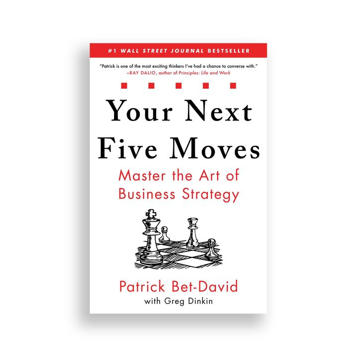 Le tue prossime 5 mosse - Patrick Bet-David