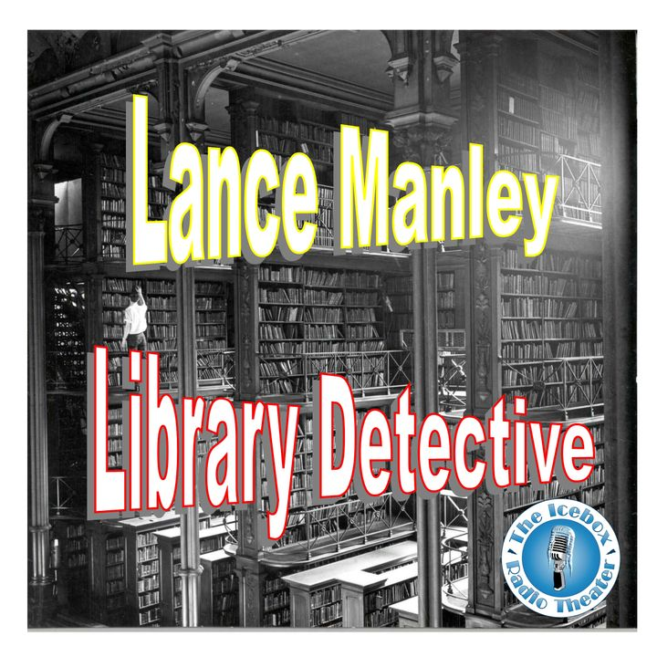 Lance Manley, Library Detective