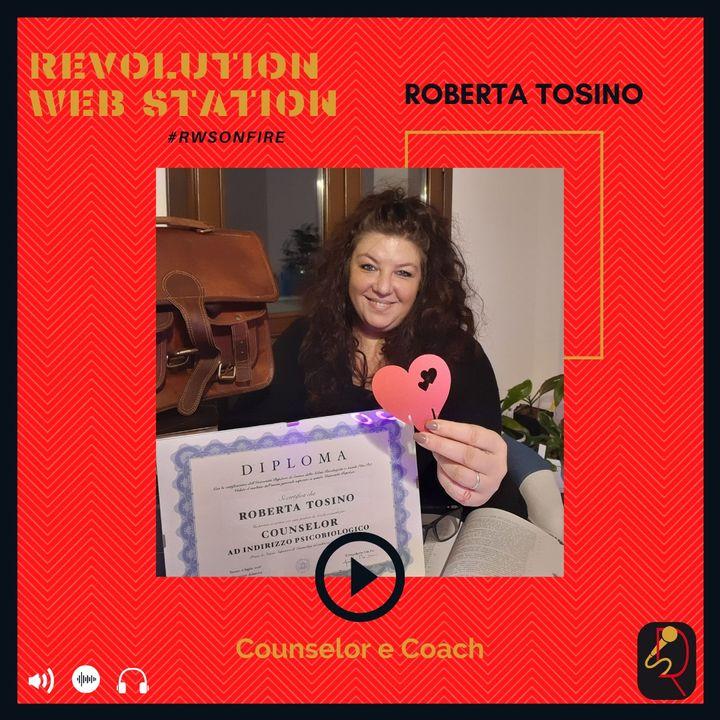 INTERVISTA ROBERTA TOSINO - COUNSELOR E COACH
