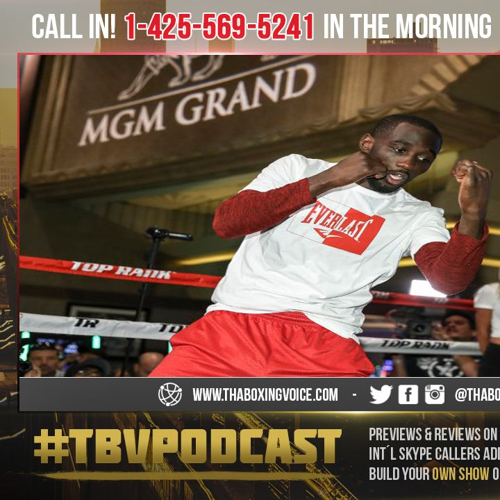 ☎️Crawford: 🙋🏿♂️I'm The Best Boxer in The World - Hands Down❗️😱Yes or No❓