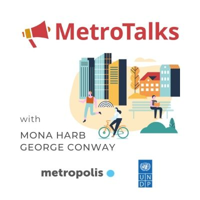 MetroTalks: Ensuring the commons in fragile contexts with Mona Harb