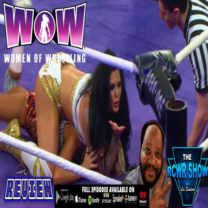 WOW-Women of Wrestling 11-2-2019 Recap: All Natural Katie Forbes in Action, Lioness vs Blanchard!