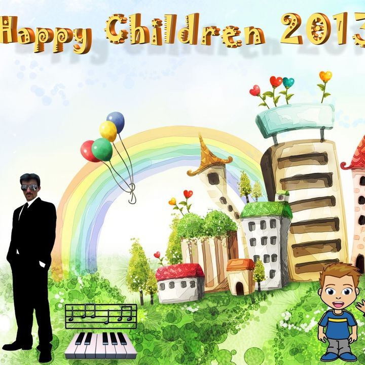 HAPPY CHILDREN 2013