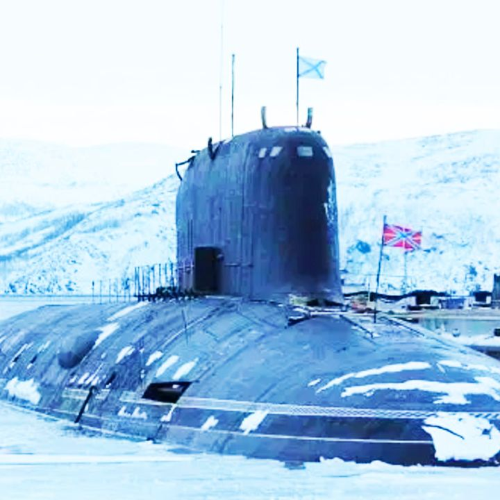 Russian Navy Secret War With USOs Under Ocean & Encounter With 9 Feet Humanoids In Lake Baikal