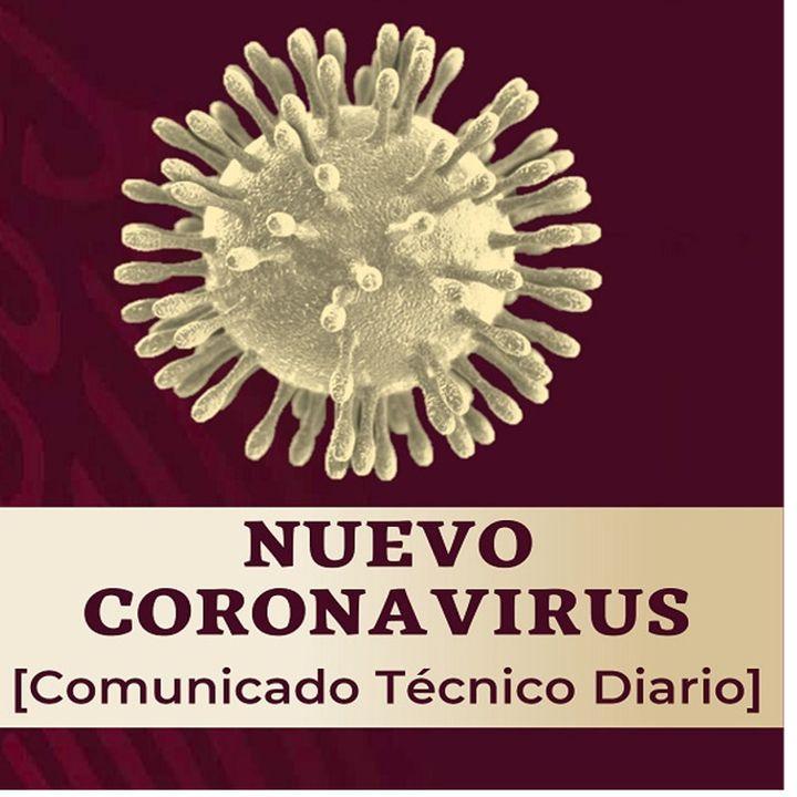 Habilita Secretaría de Salud página por coronavirus