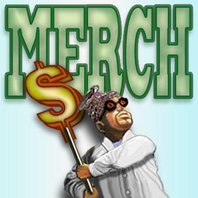 "Doctor I. M. Paranoid ""Merch 2016!"""