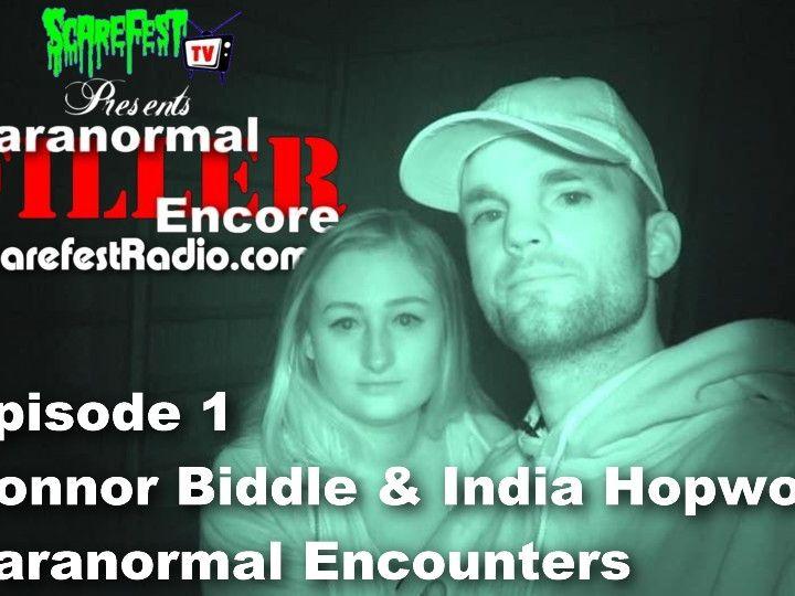 Connor Biddle and India Hopwood S1 E1