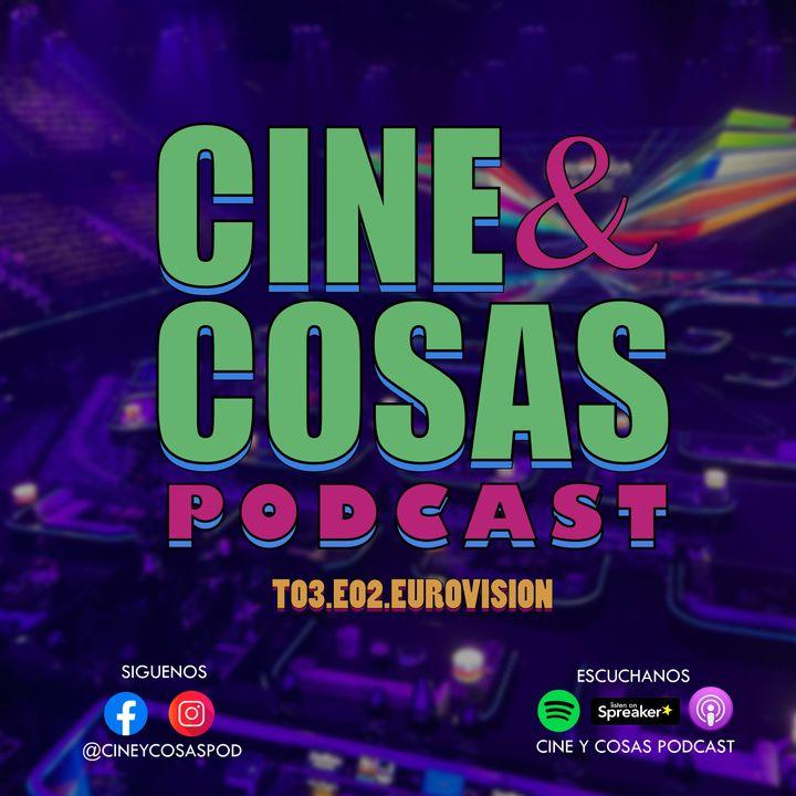 T03.E02.Eurovisión (Con Anahí Soto)