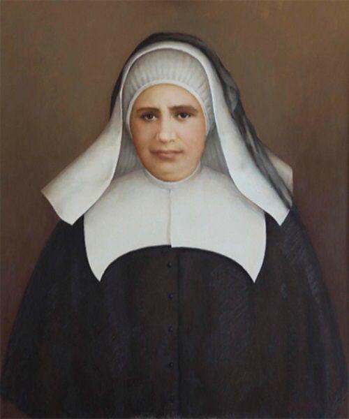 Santa María Rosa Molas, fundadora Hermanas de la Consolación