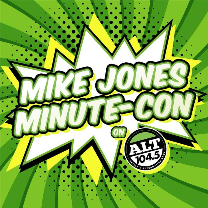Mike Jones Minute-Con 4/7/21