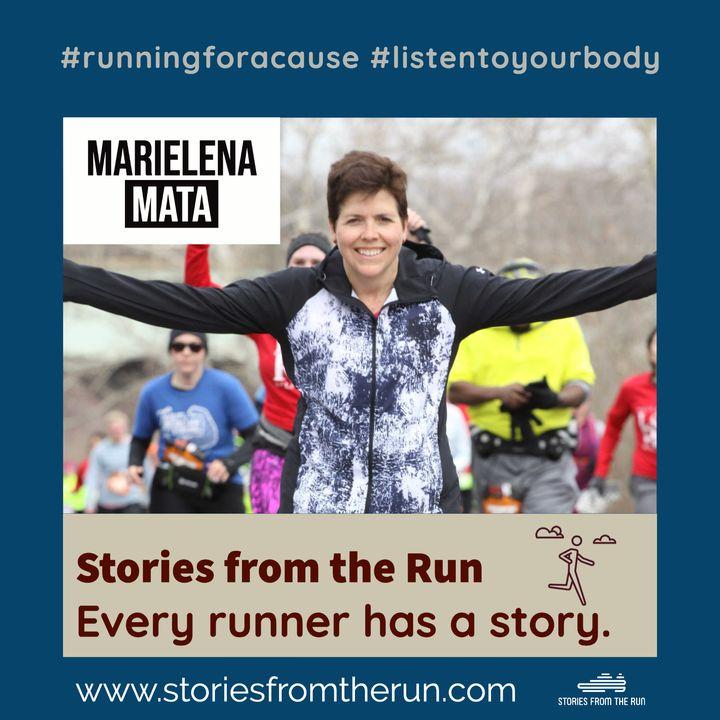 Making the World Better Through Running | Marielena Mata